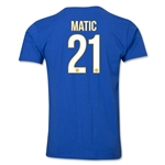 Chelsea Matic Player T-Shirt (Royal)