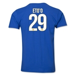 Chelsea Eto'o Player T-Shirt (Royal)