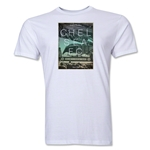 Chelsea Welcome to Stamford Bridge Men's Fashion T-Shirt (White)