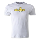 CONCACAF Gold Cup 2013 Men's Fashion T-Shirt (White)
