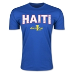 CONCACAF Gold Cup 2015 Honduras Big Logo Men's Fashion T-Shirt (Royal)