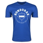 CONCACAF Gold Cup 2015 Honduras Men's Fashion T-Shirt (Royal)