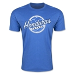 CONCACAF Gold Cup 2015 Honduras Men's Fashion T-Shirt (Heather Royal)
