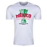 Mexico CONCACAF Gold Cup Celebration T-Shirt (White)