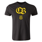 Charleston Battery CB Men's Fashion T-Shirt (Black)