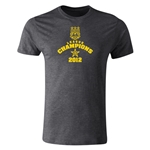 Charleston Battery 2012 League Champions T-Shirt (Dark Gray)