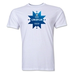 Concepcion Host City Copa America 2015 Men's Fashion T-Shirt (White)