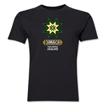 Jamaica Copa America 2015 Banderas Men's Fashion T-Shirt (Black)