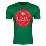 Mexico Copa America 2015 Fashion T-Shirt (Green)