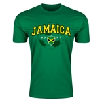 Jamaica Copa America 2015 Fashion T-Shirt (Green)
