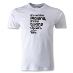 Canterbury CCC Taking Apart Rugby T-Shirt (White)