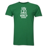 Aloha World Sevens Premier T-Shirt (Green)