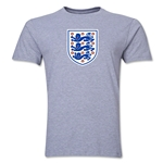 England Core Men's Fashion T-Shirt (Gray)