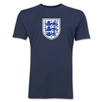 England Core Men's Fashion T-Shirt (Navy)