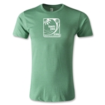 FIFA Beach World Cup 2013 Premier Emblem T-Shirt (Heathered Green)