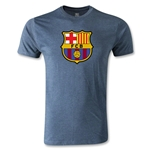 Barcelona Core Men's Fashion T-Shirt (Blue)