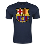 Barcelona Core Men's Fashion T-Shirt (Navy)
