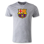 Barcelona Core Men's Fashion T-Shirt (Gray)
