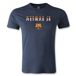Barcelona Neymar Jr T-Shirt (Navy)