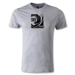 FIFA Confederations Cup 2013 Men's Fashion Emblem T-Shirt (Gray)