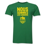 FC Nantes We Are Men's Fashion T-Shirt (Green)