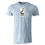 1930 FIFA World Cup Men's Fashion T-Shirt (Sky Blue)