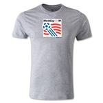 1994 FIFA World Cup Logo Men's Fashion T-Shirt (Gray)