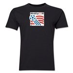 1994 FIFA World Cup USA Men's Premium Historical Poster T-Shirt (Black)