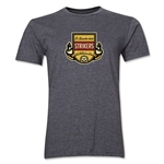 Ft. Lauderdale Strikers Men's Fashion T-Shirt (Dark Gray)