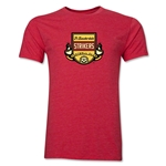 Ft. Lauderdale Strikers Men's Fashion T-Shirt (Heather Red)