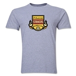 Ft. Lauderdale Strikers Men's Fashion T-Shirt (Gray)