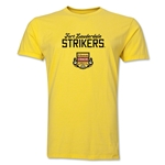 Ft. Lauderdale Strikers Men's Fashion T-Shirt (Yellow)