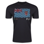 FIFA U-20 World Cup Fiji Fashion T-Shirt (Black)