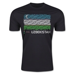 FIFA U-20 World Cup Uzbekistan Fashion T-Shirt (Black)