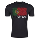 FIFA U-20 World Cup Portugal Fashion T-Shirt (Black)
