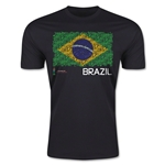 FIFA U-20 World Cup Brazil Fashion T-Shirt (Black)
