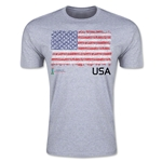 FIFA U-20 World Cup USA Fashion T-Shirt (Grey)