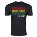 FIFA U-20 World Cup Ghana T-Shirt (Black)