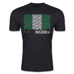 FIFA U-20 World Cup Nigeria T-Shirt (Black)