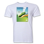 Porto Alegre 2014 FIFA World Cup Brazil(TM) Men's Premium Host City T-Shirt (White)