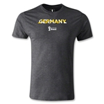 Germany 2014 FIFA World Cup Brazil(TM) Men's Premium Palm T-Shirt (Dark Grey)