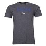 Honduras 2014 FIFA World Cup Brazil(TM) Men's Premium Elements T-Shirt (Dark Grey)