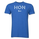 Honduras 2014 FIFA World Cup Brazil(TM) Men's Premium Elements T-Shirt (Heather Royal)