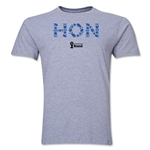 Honduras 2014 FIFA World Cup Brazil(TM) Men's Premium Elements T-Shirt (Grey)