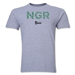 Nigeria 2014 FIFA World Cup Brazil(TM) Men's Premium Elements T-Shirt (Grey)
