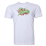 Algeria FIFA World Cup Brazil(TM) Men's Premium Celebration T-Shirt (White)