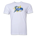 Bosnia-Herzegovina FIFA World Cup Brazil(TM) Men's Premium Celebration T-Shirt (White)
