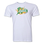 Cote d'Ivoire FIFA World Cup Brazil(TM) Men's Premium Celebration T-Shirt (White)