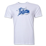 Honduras FIFA World Cup Brazil(TM) Men's Premium Celebration T-Shirt (White)