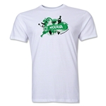 Nigeria FIFA World Cup Brazil(TM) Men's Premium Celebration T-Shirt (White)